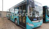 Пассажирские автобусы не будут ходить в субботу и воскресенье в Уральске