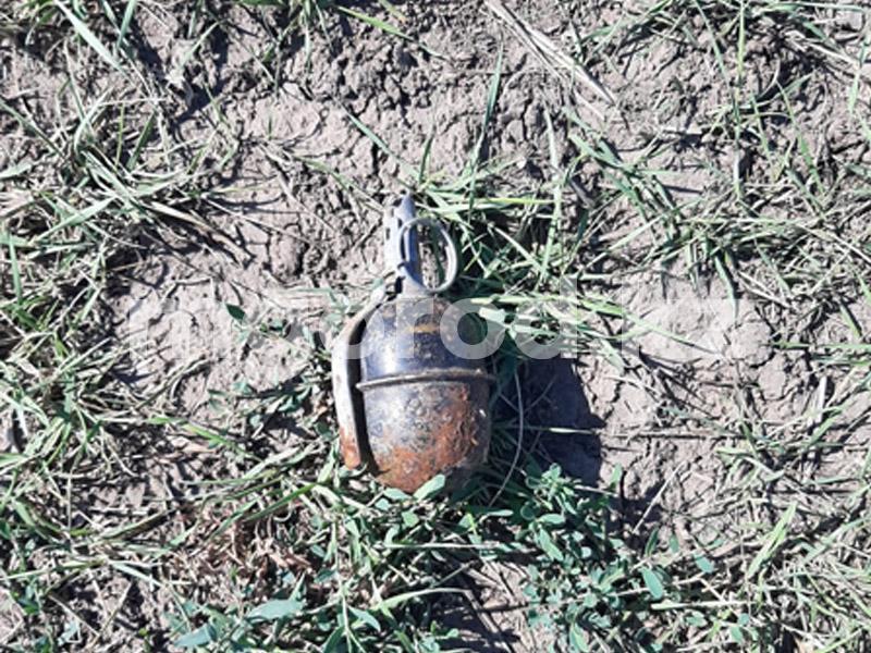 Боевой арсенал обнаружили полицейские у главы крестьянского хозяйства в ЗКО