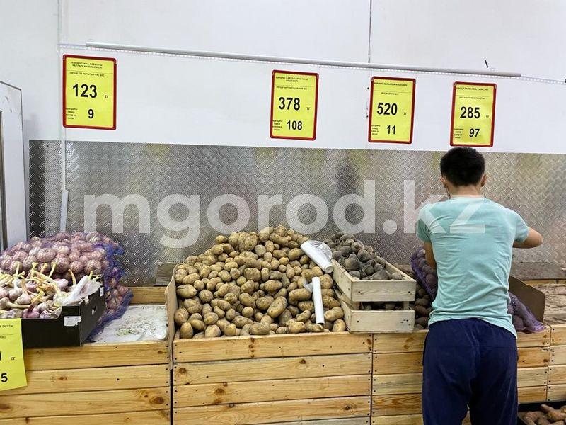 После критики министра на рынках Уральска неожиданно появился местный картофель В Уральске не понизились цены на картофель, но появился местный прошлогодний урожай