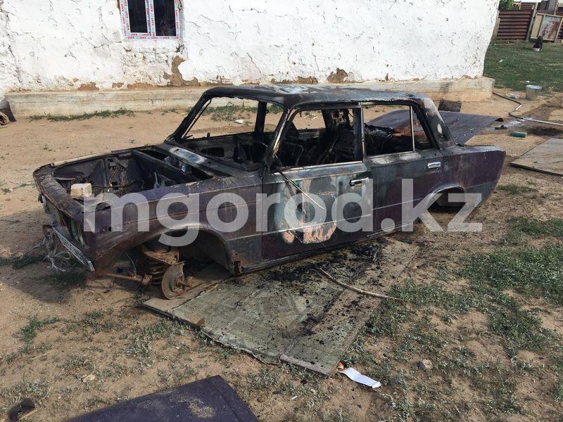 В Актюбинской области умер второй ребенок, обгоревший в машине В Актюбинской области умер второй ребенок, обгоревший в машине
