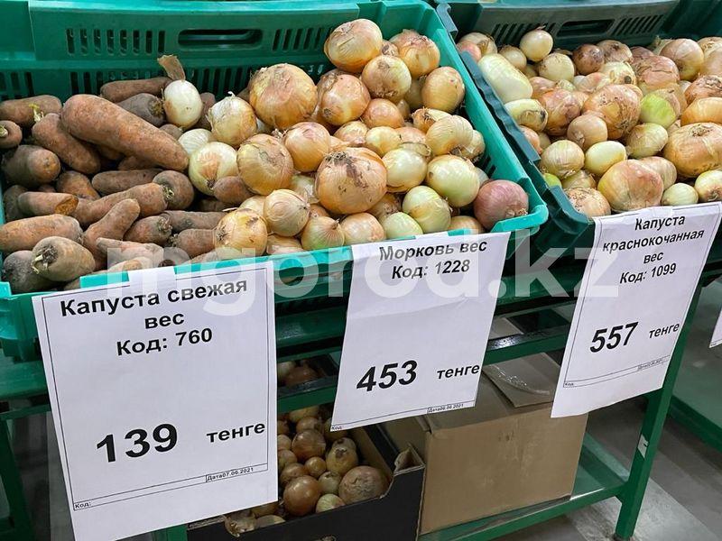 Морковь по 450, картофель - 330 тенге: в Уральске цены на овощи повысились в несколько раз В три раза поднялась цена на овощи в Уральске
