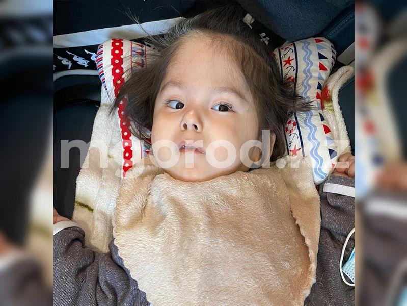 700 тысяч тенге не хватает малышке из Уральска для лечения в алматинской клинике 700 тысяч тенге не хватает малышке из Уральска для лечения в алматинской клинике