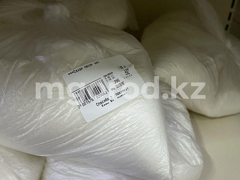 Вслед за картошкой и подсолнечным маслом в ЗКО подорожал сахар Сахар подорожал в Уральске