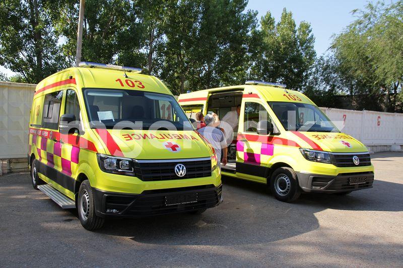 Ждали даже 5 дней: казахстанцы оценили работу скорой в пандемию Из-за аномальной жары в Атырау участились вызовы скорой помощи