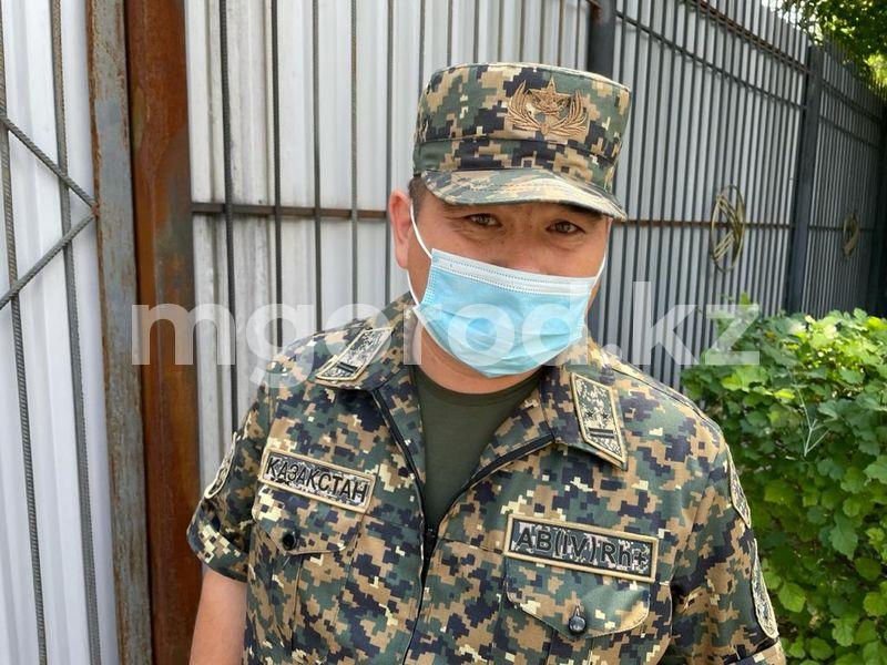 Солдат-срочник застрелился в воинской части Уральска Солдат застрелился в военной части Уральска