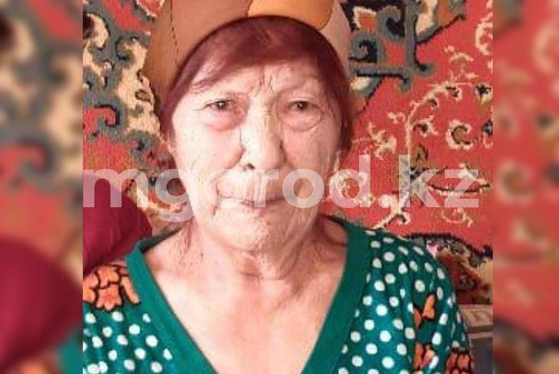 Страдающую потерей памяти пенсионерку разыскивают в Уральске В Уральске разыскивают 83-летнюю женщину страдающую потерей памяти