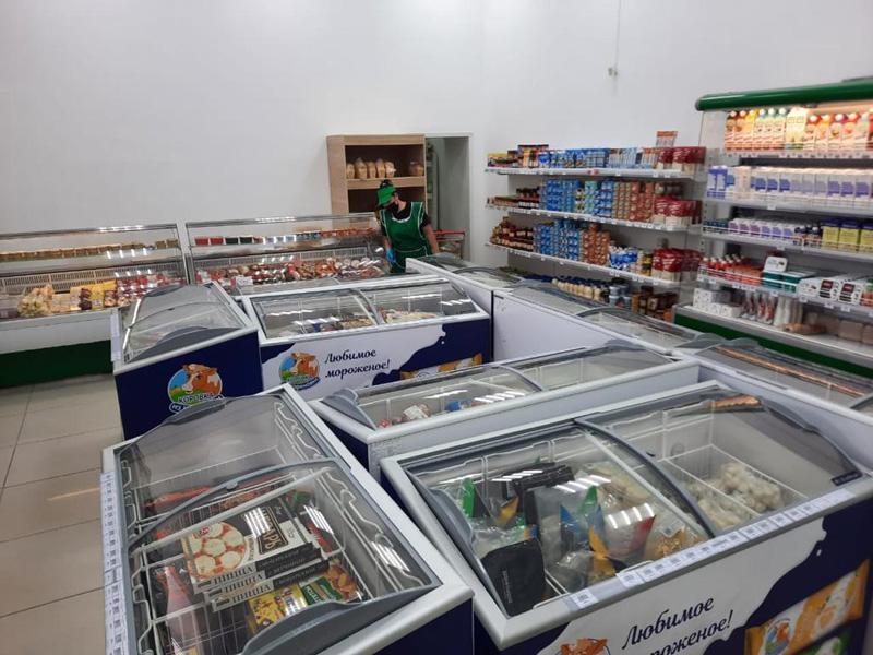 Всеми любимый магазин ТОО «Шанс» теперь в центре Уральска Всеми любимый магазин ТОО «Шанс» теперь в центре Уральска