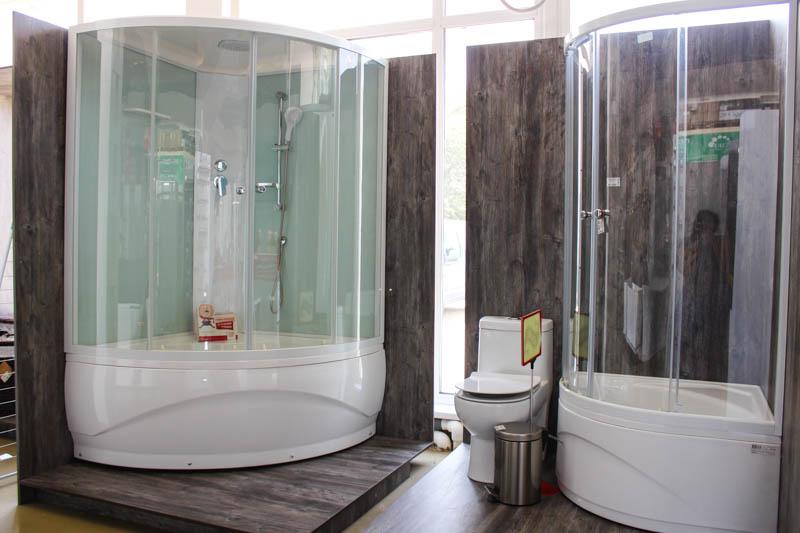 Сантехника от «Электрокомплект» - новые решения комфорта и стиля для ванной комнаты Сантехника от «Электрокомплект» - новые решения комфорта и стиля для ванной комнаты
