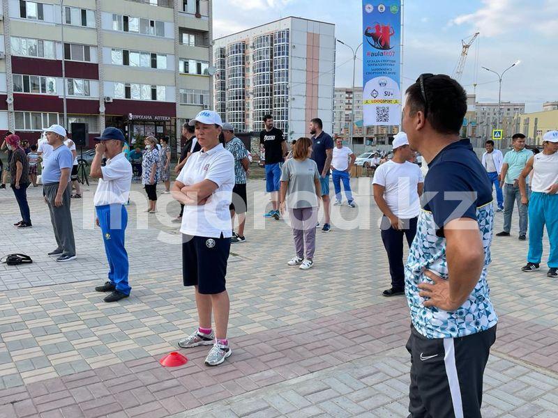 Уральцам показали, как делать гимнастику дыхательных путей Уральцам показали как делать гимнастику дыхательных путей