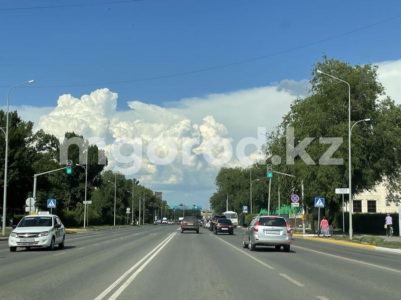 На западе Казахстана ожидается погода без осадков Сильный дождь и ветер ожидаются в ЗКО