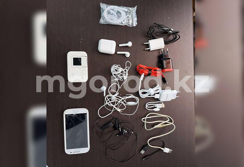 40 пластинок трамадола, мобильные телефоны и зарядки перебросили заключенным в Атырау 40 пластинок трамадола, мобильные телефоны и зарядки перебросили в колонию Атырау