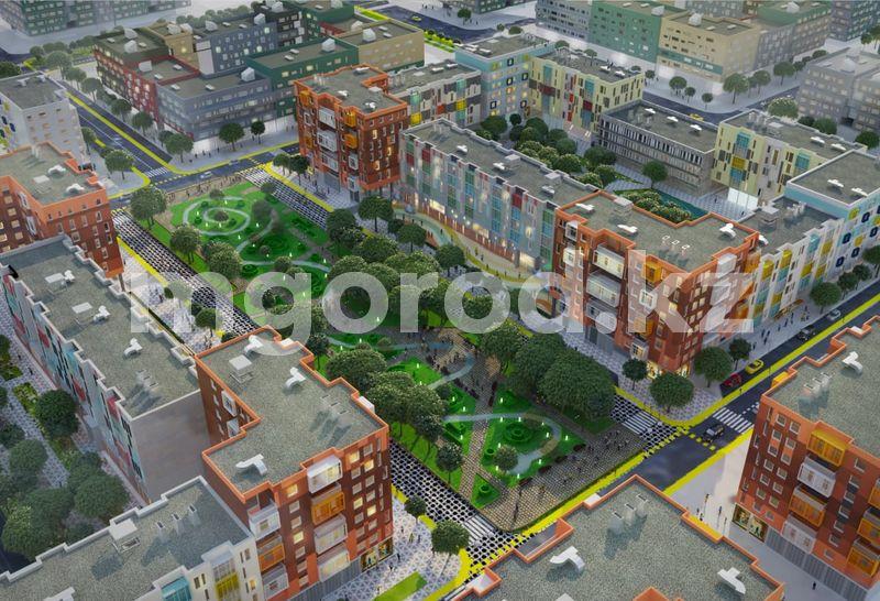 В Уральске начинают строить микрорайон Акжайык В Уральске начинают строить микрорайон Акжайык