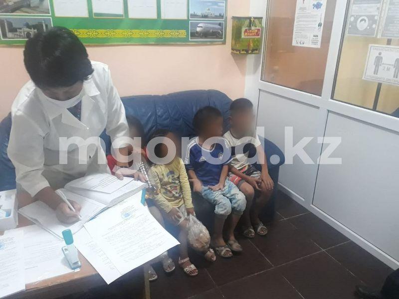 Четверых детей забрали у жительницы Атырау Четверых детей забрали у жительницы Атырау