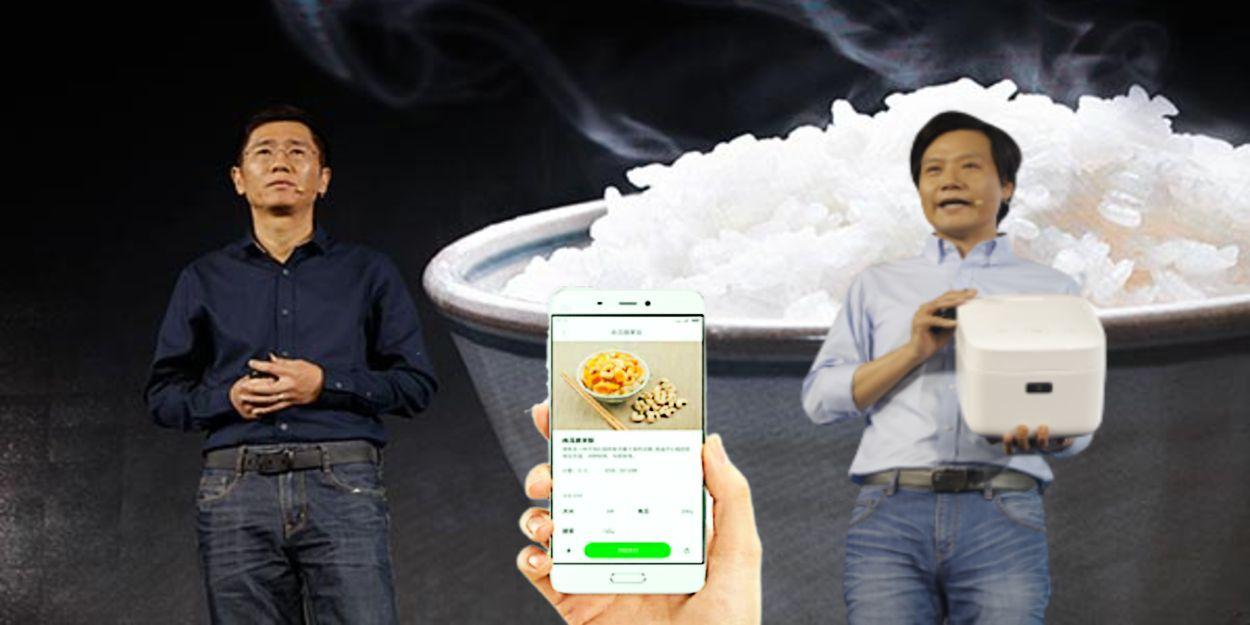 Xiaomi представила новые умные рисоварки Xiaomi представила новые умные рисоварки