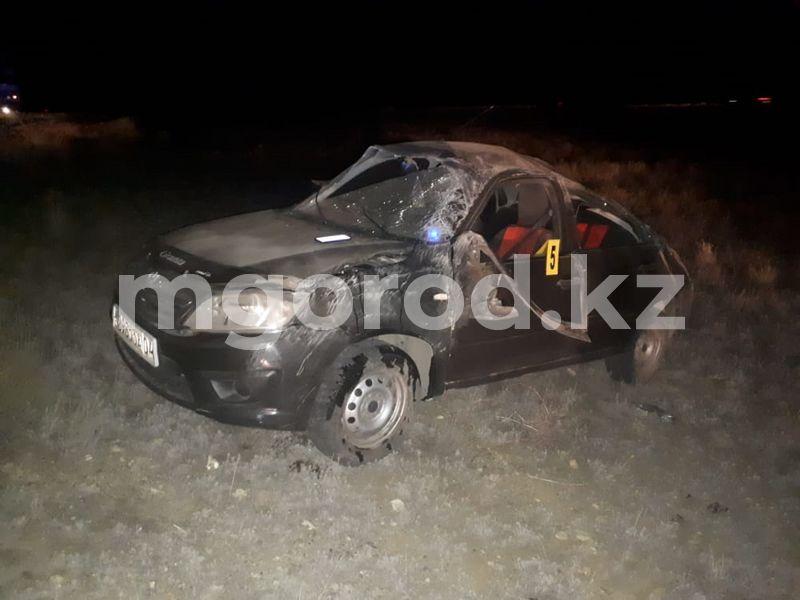 Два смертельных ДТП за день произошло в Актюбинской области Два смертельных ДТП за день произошло в Актюбинской области