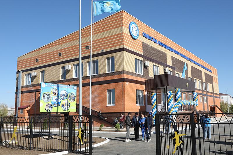КПО успешно завершила строительство Областной детско-юношеской спортивной школы КПО успешно завершила строительство Областной детско-юношеской спортивной школы