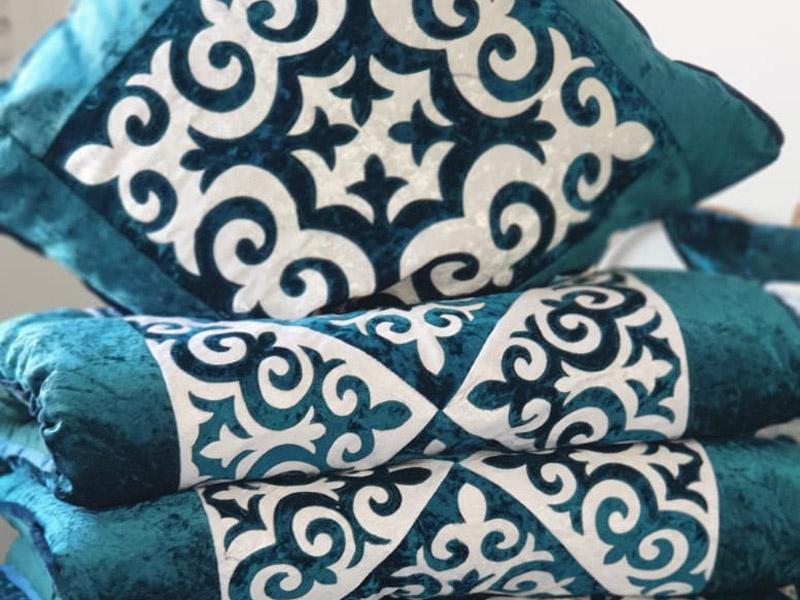 Комфортный текстиль для всей семьи предлагает магазин «Қыз ұзату» Комфортный текстиль для всей семьи предлагает магазин «Қыз ұзату»