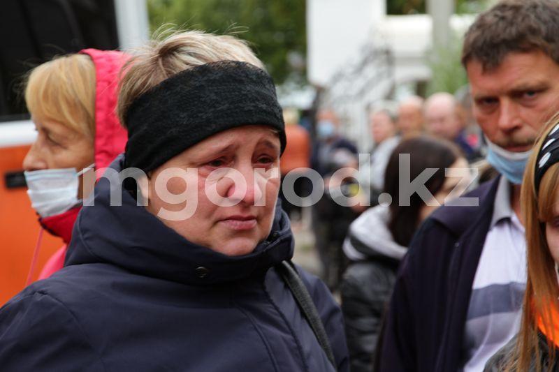 Уральцы простились с жестоко убитой Анастасией Черной Уральцы простились с жестоко убитой Анастасией Черной