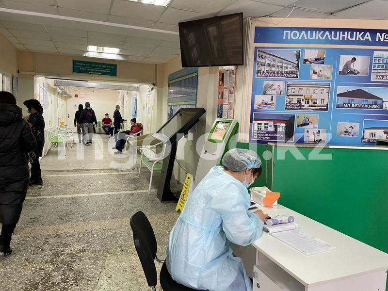 Жители Атырауской области могут выбрать поликлинику для прикрепления В Атырауской области стартовала кампания по прикреплению к поликлиникам