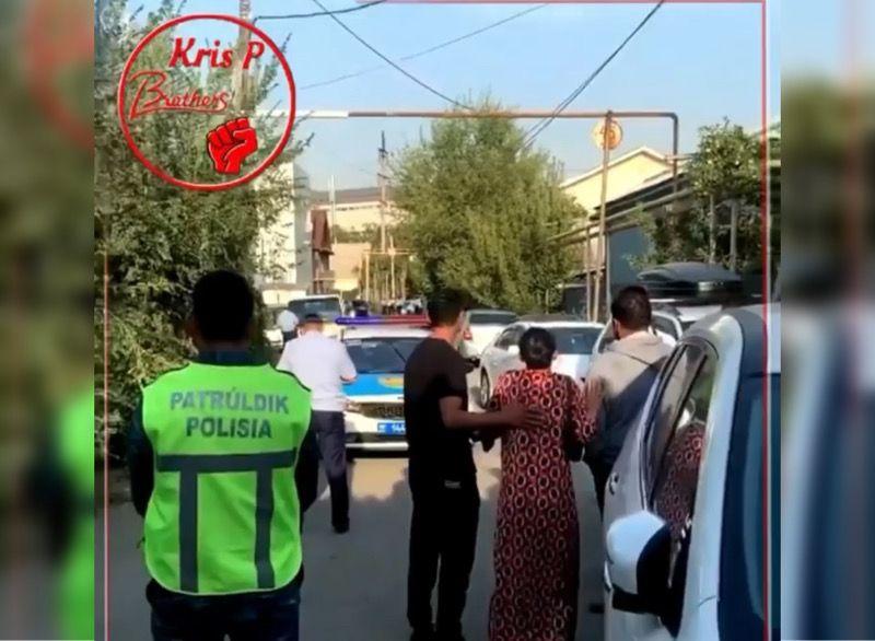 Мужчина расстрелял пять человек в Алматы Мужчина расстрелял пять человек в Алматы
