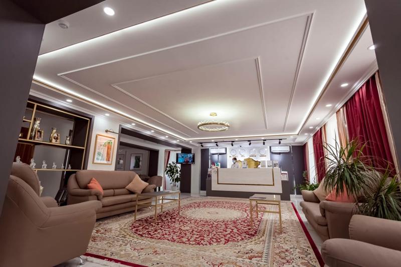 Отель «Құрмет» - комфортное и душевное гостеприимство в любое время суток Отель «Құрмет» - комфортное и душевное гостеприимство в любое время суток