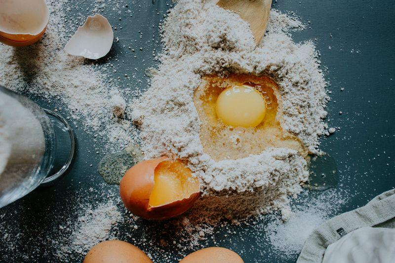 Как определить свежесть куриных яиц (без названия)